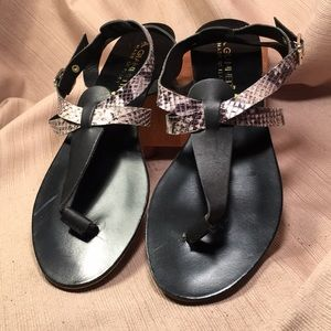 A.Giannetti NWOT leather sandals